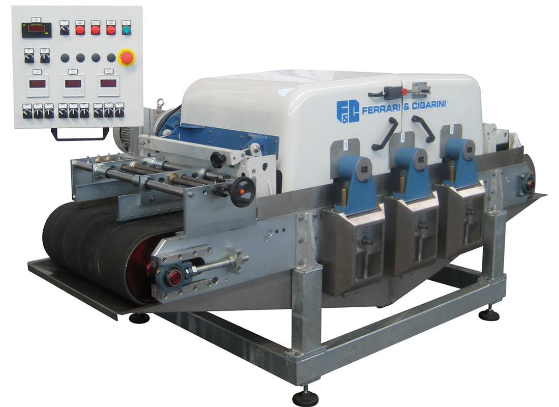 MTP - THREE-HEADS CUTTING MACHINES