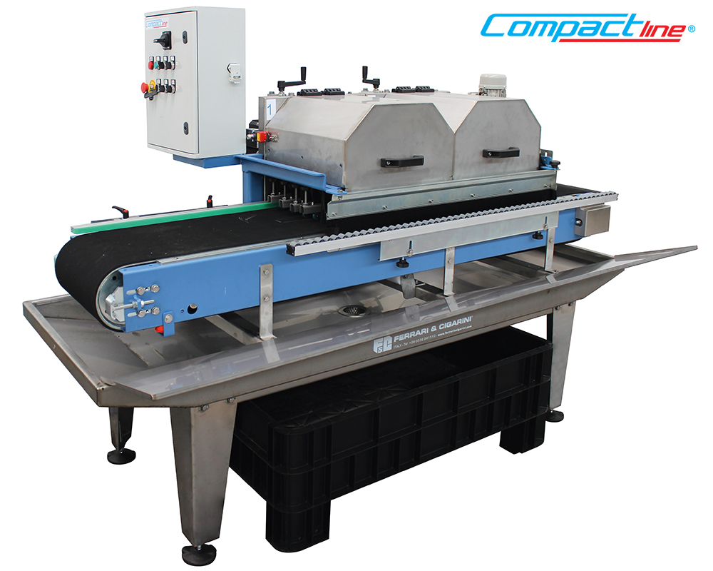 TMC/2 - MULTIPLE AUTOMATIC CUTTING MACHINE WITH 2 HEADS
