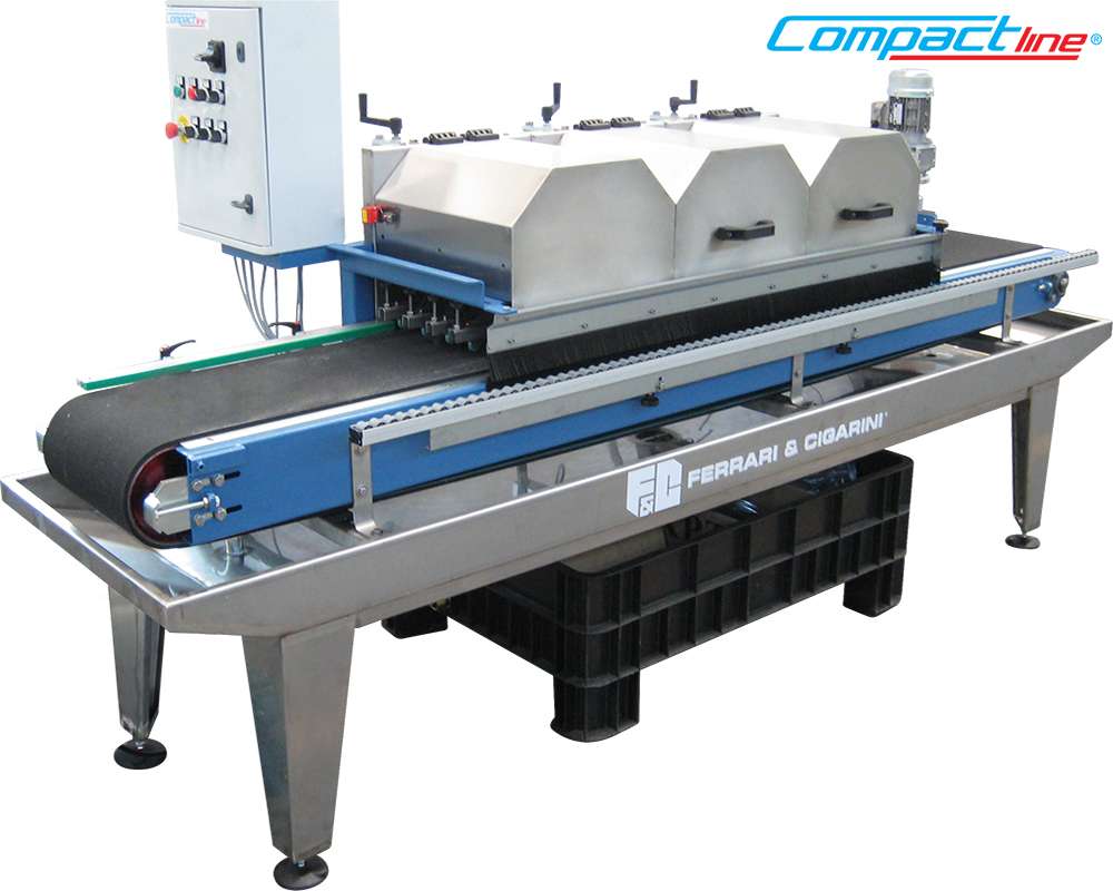 TMC/3 - MULTIPLE AUTOMATIC CUTTING MACHINE WITH 3 HEADS